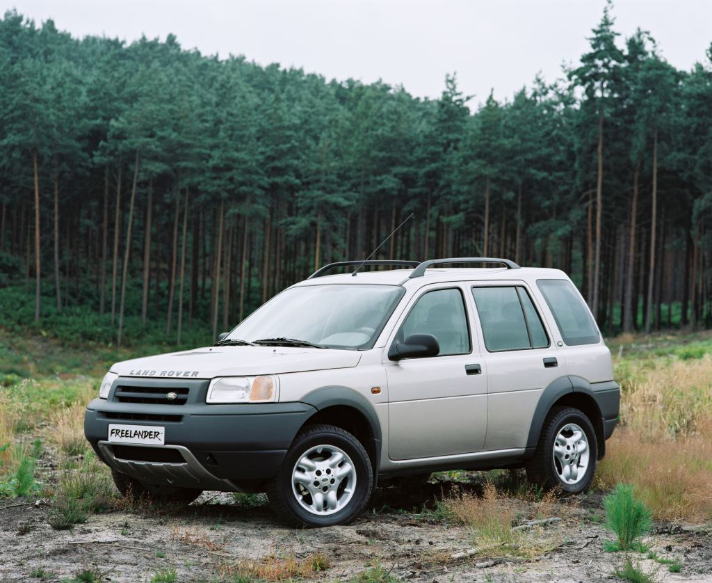 used 2003 land rover freelander review specs photos. Black Bedroom Furniture Sets. Home Design Ideas