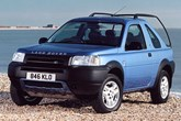 Land Rover Freelander Softback 2003