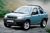 Land Rover Freelander Softback 1997