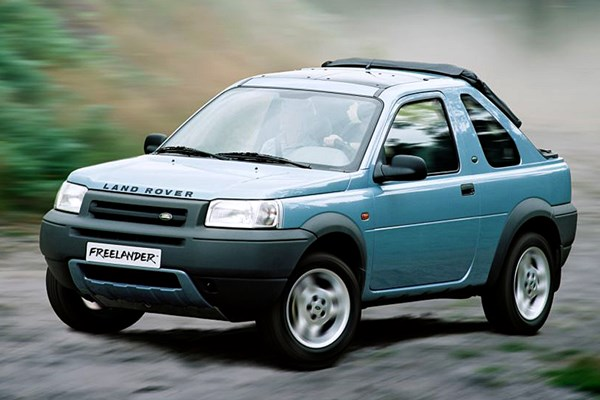 land rover freelander softback from 1997 used prices. Black Bedroom Furniture Sets. Home Design Ideas