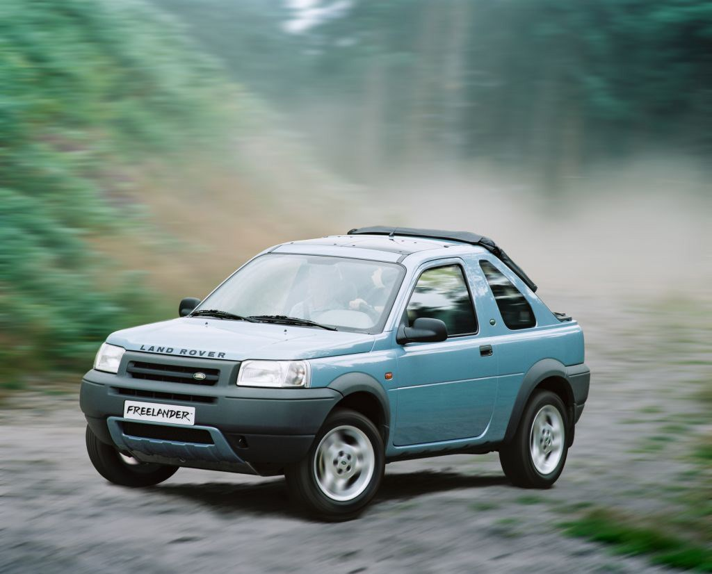 Land Rover Freelander Softback Review 1997 2003 Parkers