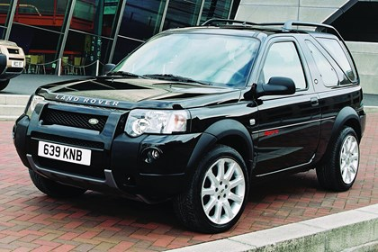 Freelander 1 3 Door Roof Rack 12 300 About Roof