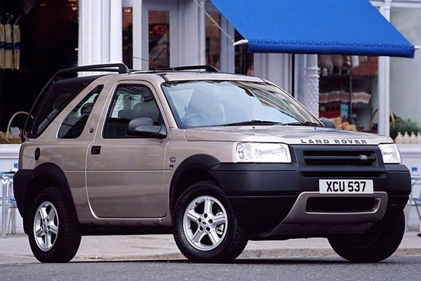 Land Rover Freelander Hardback (1997 - 2003) Used Prices
