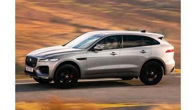 Jaguars nya suv ar inte en