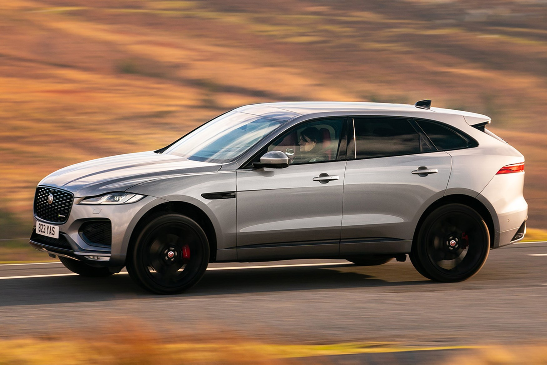 Jaguar F-Pace (16 on) - rated 4 out of 5