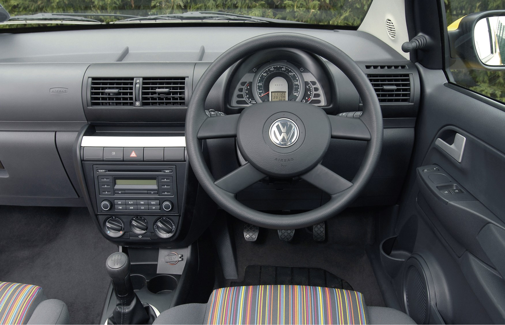 Volkswagen Fox Hatchback Review (2006 - 2012)
