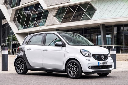 Smart Forfour 2017 Onwards