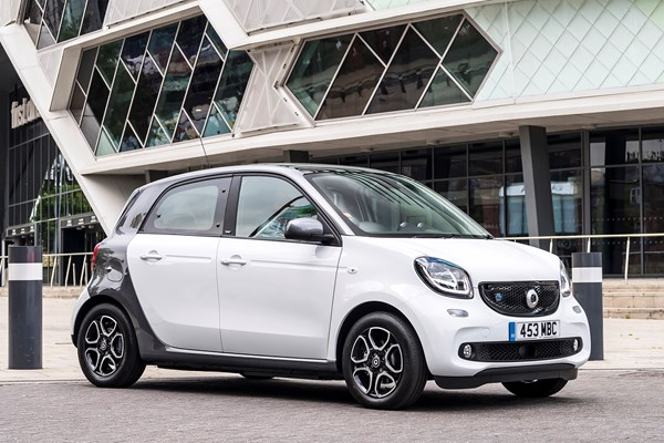 Smart Forfour 15 On Rated 3 5 Out Of