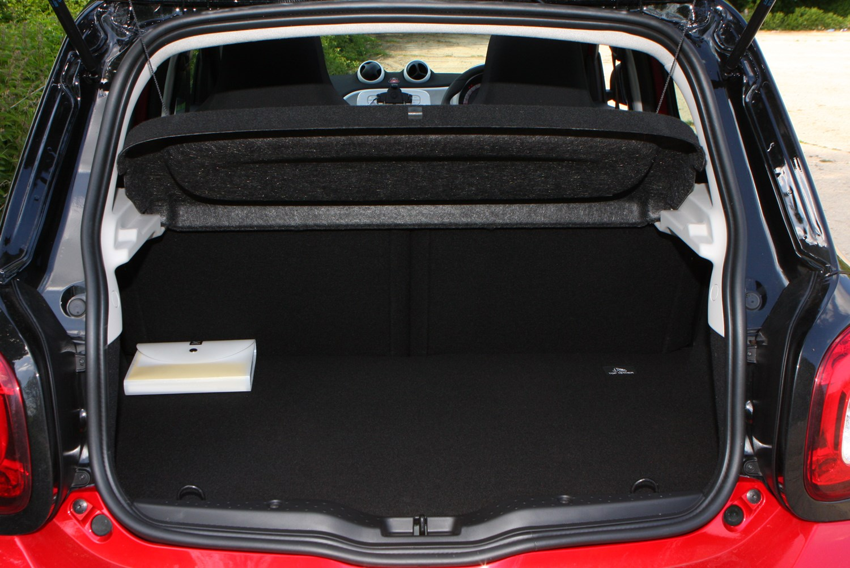 smart forfour hatchback  2015