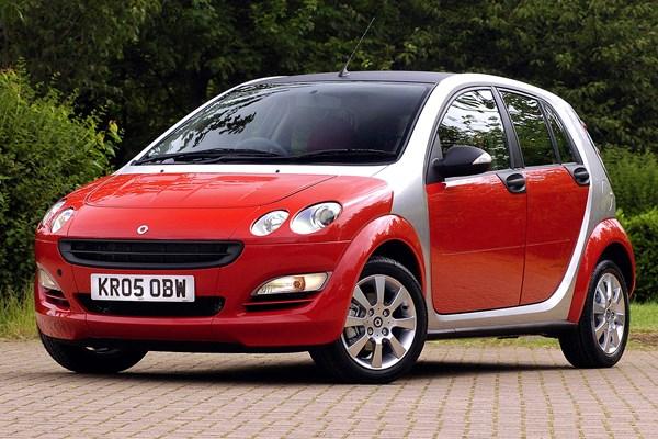 smart forfour hatchback review 2004 2006 parkers rh parkers co uk Smart Car Manual Transmission Smart Car Manual Transmission