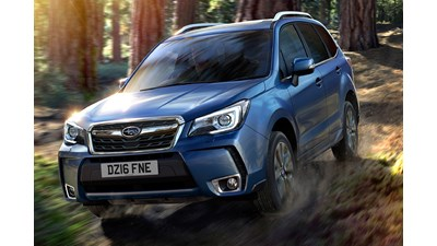 Subaru Forester Estate 2.0i XE Lineartronic auto 5d