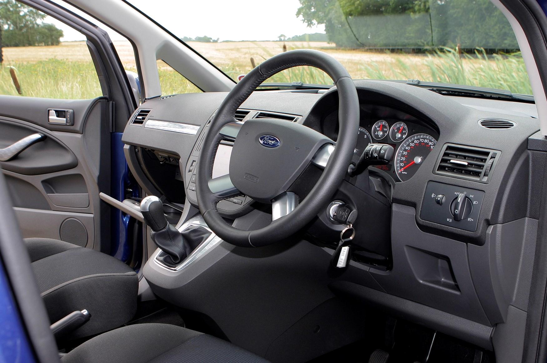 Ford C Max Interior Dimensions