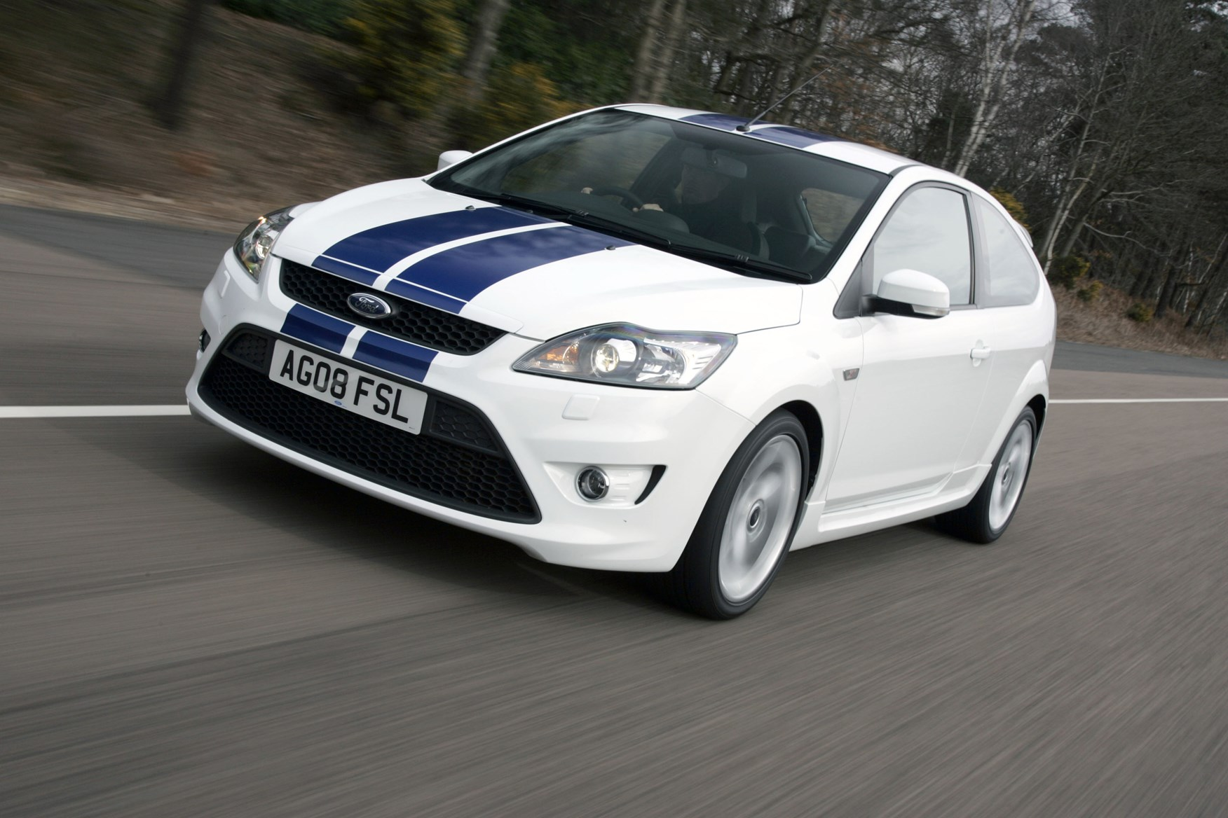 Ford Focus ST 2006 2010 Driving & Performance
