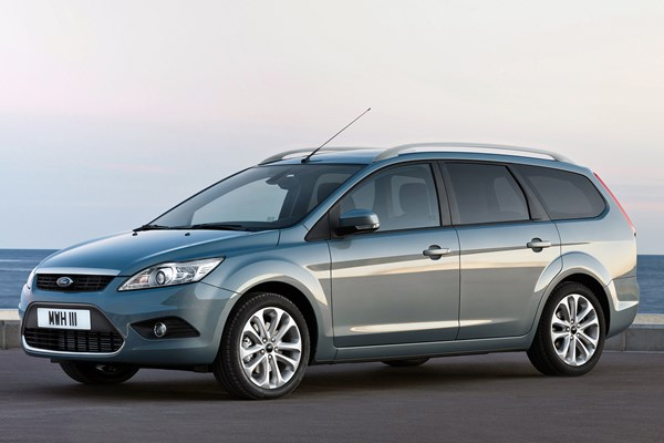 Ford Focus Estate (2005 - 2011) Used Prices