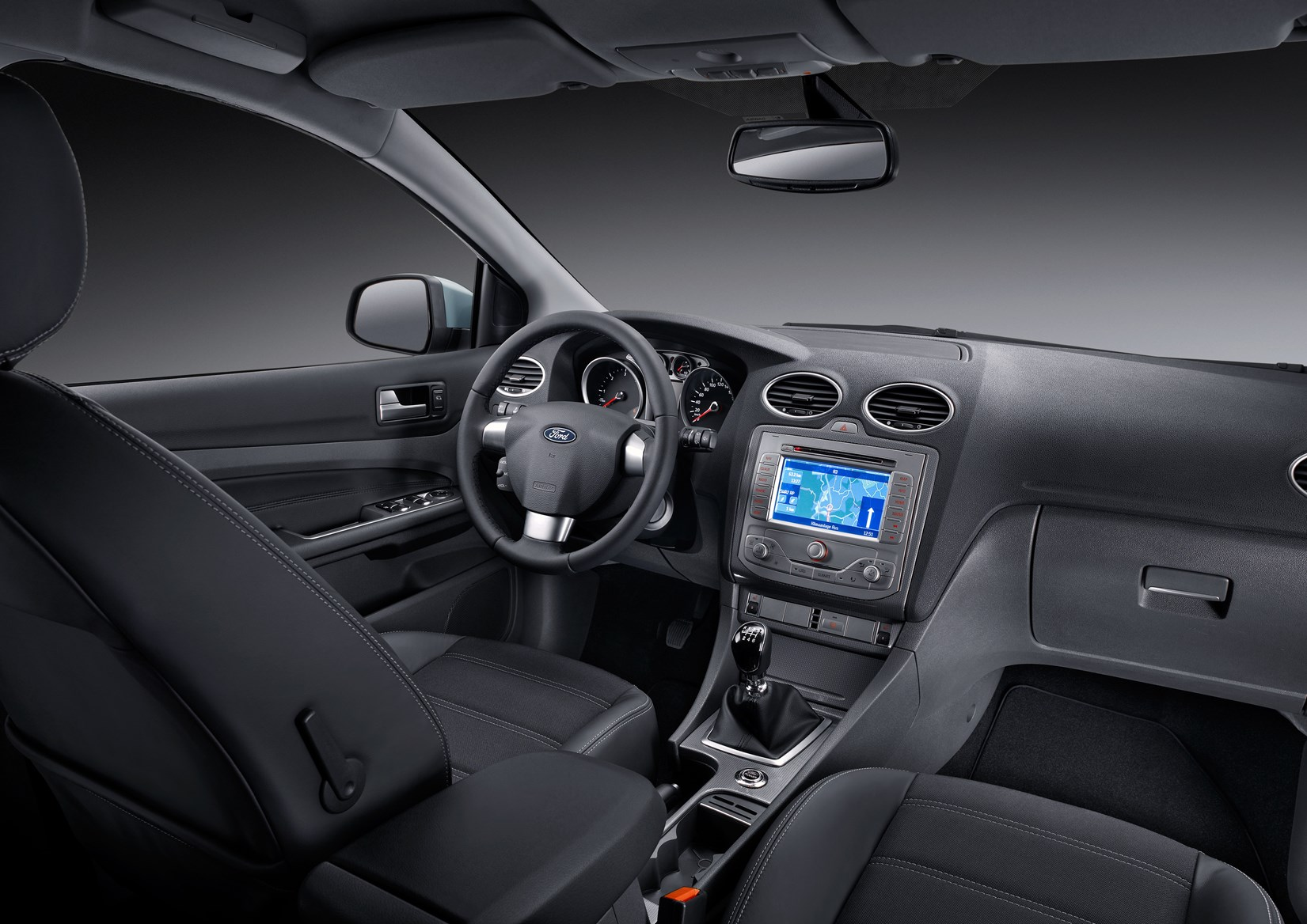 Ford Focus 2009 Interior Images Galleries With A Bite
