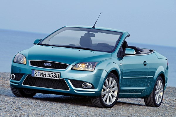 Ford Focus Coupé Cabriolet (2006 - 2010) Used Prices