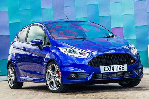 Ford Fiesta St 12 17 Rated 4 5 Out Of