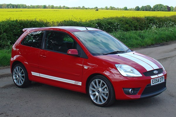 ford fiesta st from 2005 used prices parkers. Black Bedroom Furniture Sets. Home Design Ideas