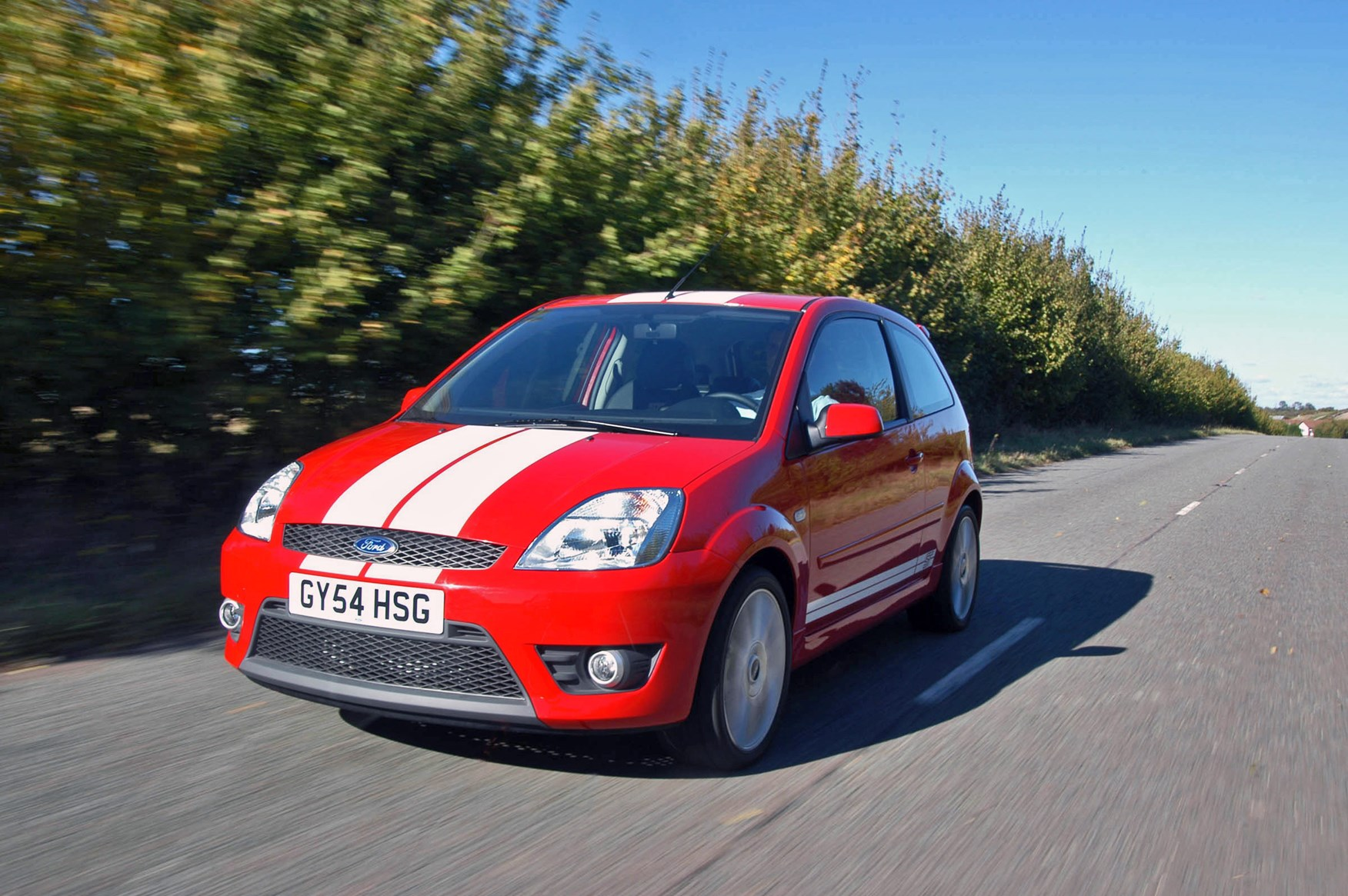 ford fiesta st review 2005   2008 parkers