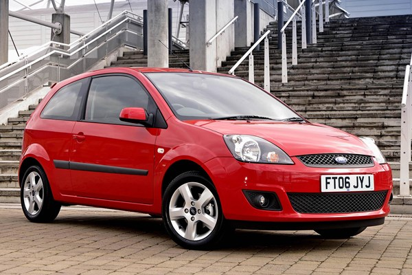Ford Fiesta (2002 - 2008) Used Prices