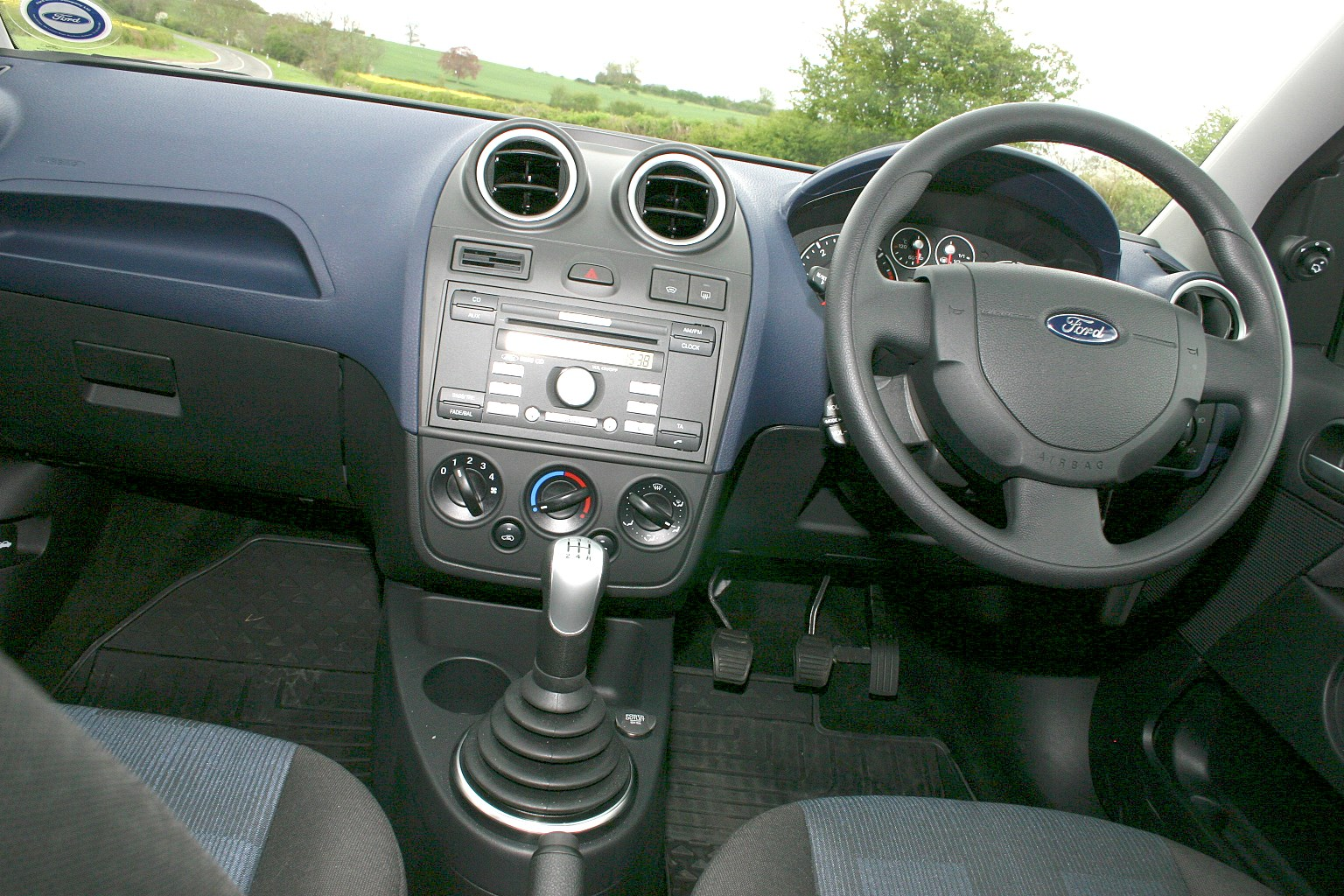Ford Fiesta Hatchback From 2002 Used Prices Parkers