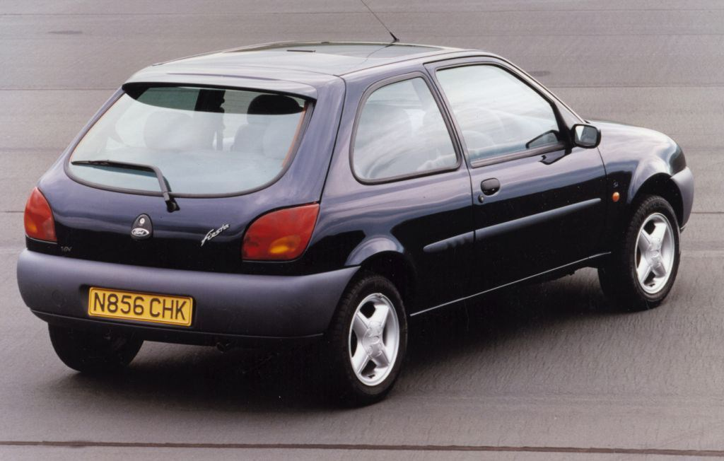 Ford Fiesta Hatchback (1995 - 1999) Photos   Parkers