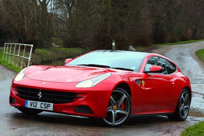 Ferrari FF used prices, secondhand Ferrari FF prices