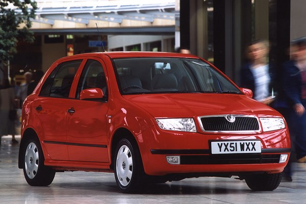 skoda fabia hatchback from 2000 used prices parkers. Black Bedroom Furniture Sets. Home Design Ideas