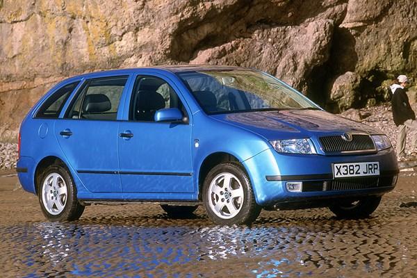 skoda fabia estate review (2001 - 2007) | parkers