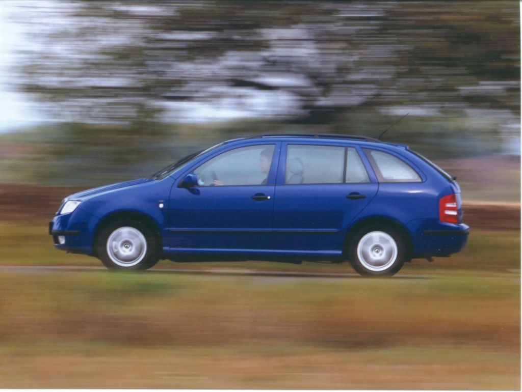 Skoda Fabia Estate (2001 - 2007) Driving & Performance ...