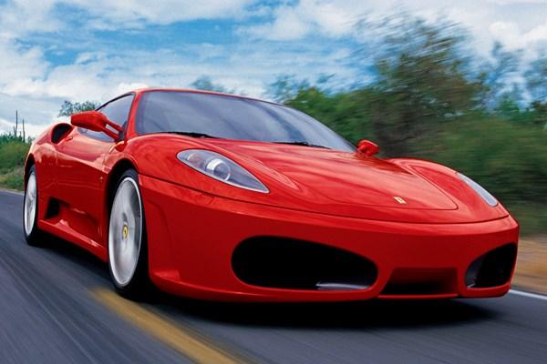 Ferrari f440 spider