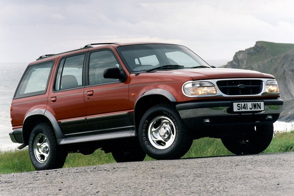 Ford Explorer (1997 - 2001) Used Prices