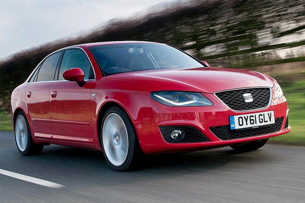 Seat Exeo Saloon Review 2009 2013 Parkers