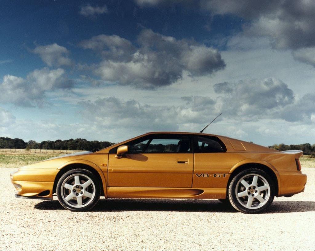 Lotus Esprit Coupe Review 1984 2003 Parkers