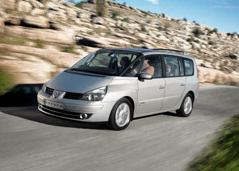 renault espace estate 2003 2012 driving performance parkers. Black Bedroom Furniture Sets. Home Design Ideas