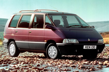 renault espace specs dimensions facts figures parkers. Black Bedroom Furniture Sets. Home Design Ideas
