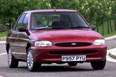 Ford Escort Hatchback 1990