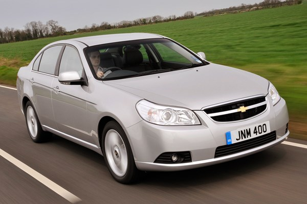 Chevrolet Epica Saloon (08-09) - rated 2.5 out of 5