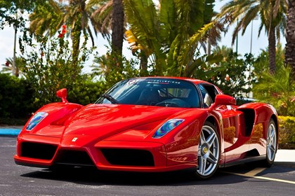 Ferrari Enzo specs, dimensions, facts & figures | Parkers