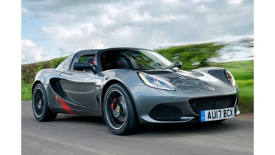 Lotus Elise Convertible 250 Special Edition 2d