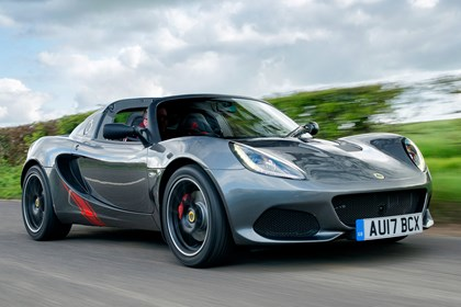 Lotus Elise specs, dimensions, facts & figures | Parkers