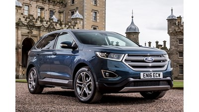 Ford Edge 4x4 Titanium 2.0 Ford EcoBlue 150PS auto FWD 5d