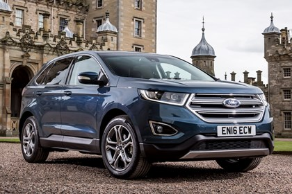 Ford Edge Dimensions >> Ford Edge Specs Dimensions Facts Figures Parkers