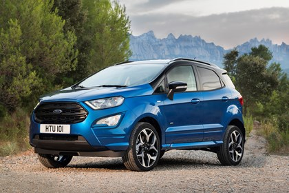 Ford EcoSport 2014 Onwards Used Prices