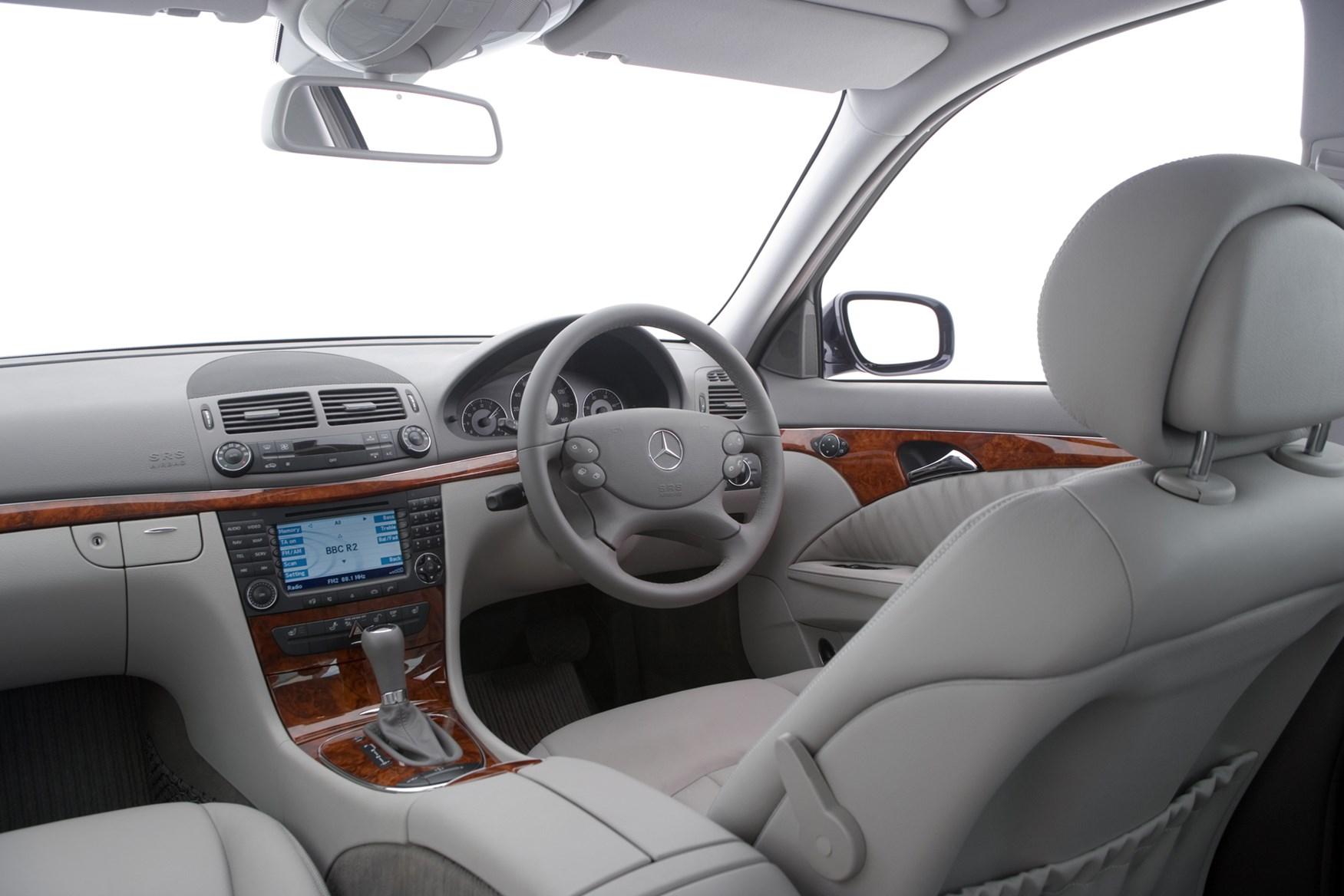 mercedes benz e class saloon 2002 2008 driving performance rh parkers co uk 1997 E420 Reliability 1998 Mercedes-Benz E-Class