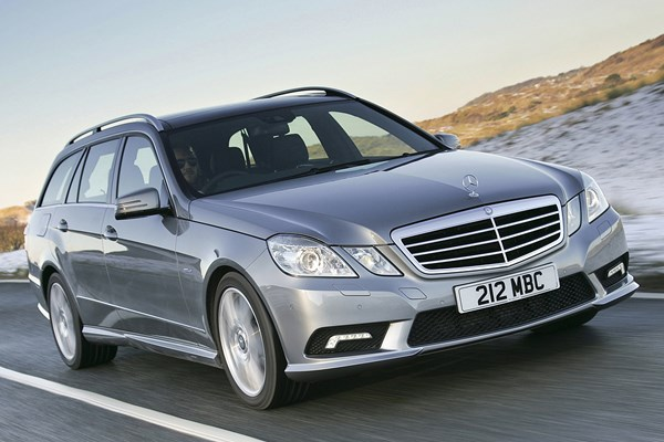 Mercedes benz e class estate from 2010 used prices parkers for 2010 mercedes benz e class e350 price