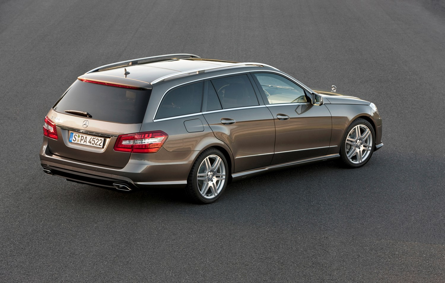 Mercedes Benz E Class Estate 2010 Photos Parkers