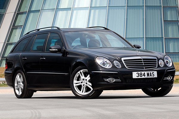 Used Mercedes Benz E Class Estate 2003 2008 Review Parkers