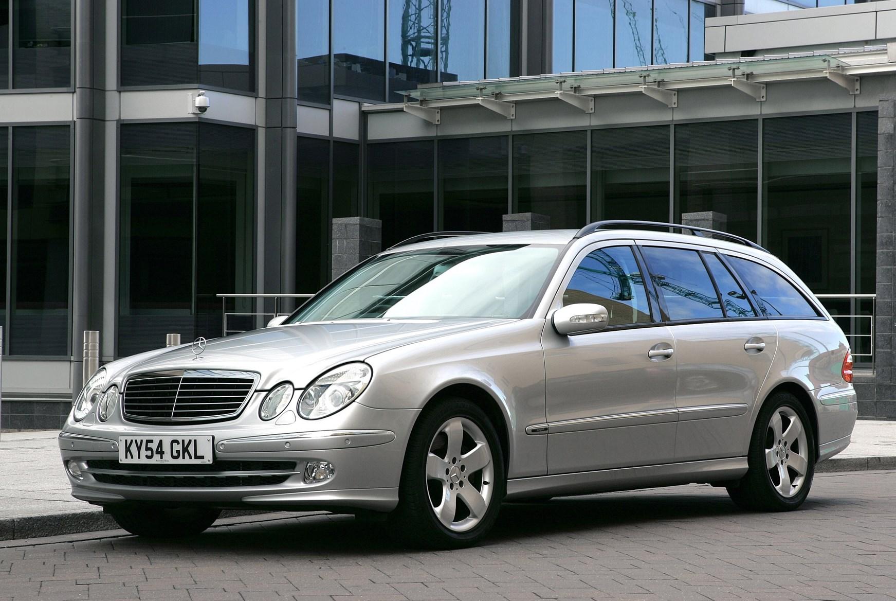 Mercedes benz e class estate review 2003 2008 parkers for Mercedes benz employee discount
