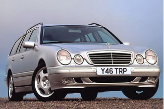 Mercedes Benz E Class Estate 1996